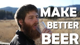 5 Best Tips To Instantly Improve Your Homebrew Beer