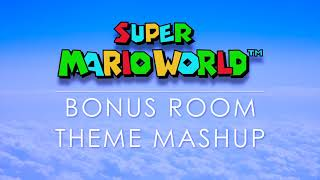 Super Mario World Bonus Room Theme Mashup REDUX (SMW/Sochi 2014/SMO)