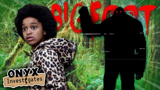 Onyx Investigates Bigfoot | An Encounter In The Woods