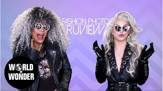 FASHION PHOTO RUVIEW: All Stars 4 Episode 8 with Raja and Aquaria!