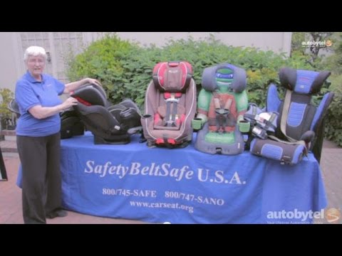 Different Types of Car Seats