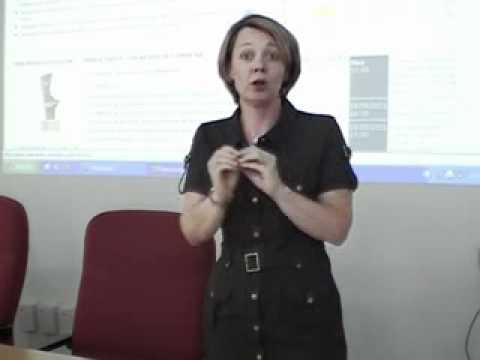 Entrevista a Dña. Kerstin Healy, consultora externa Proyectos Informáticos en la OAMI.