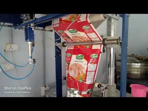 Atta Maida Sooji Packing Machine