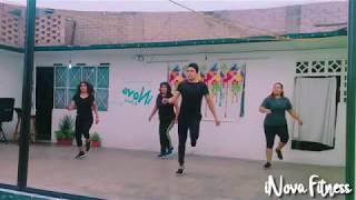 Yo X Ti, Tu X Mi   Rosalía, Ozuna (Coroegrafía De Baile Fitness By Iker Nova)