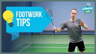 3 TIPS badminton FOOTWORK - Badminton Famly