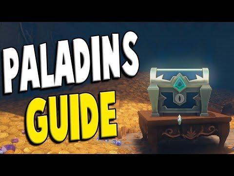 Paladins - Champions Pack Key GLOBAL