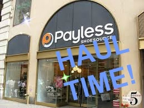 Payless Haul (Boots, Heels & Purse)