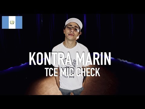 Kontra Marín - Legendario [ TCE Mic Check ]