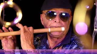 Main To Tum Sang Nain Mila Ke Haar Gayi Sajna Flute Instrumental By Tilak Khera