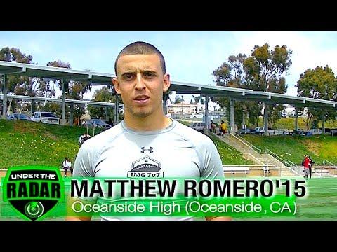 Matthew-Romero