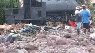 preview picture of video 'HURACAN JIMENA SANTA ROSALIA BAJA C. SUR. SEPTIEMBRE DEL 2009'