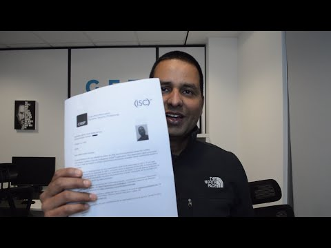 How I passed my ISC2 CISSP certification exam? Resources, Study ...
