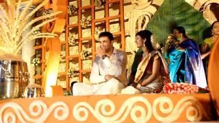 A Royal Kerala Wedding : Arjun + Ammu