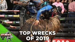 TOP WRECKS OF 2019