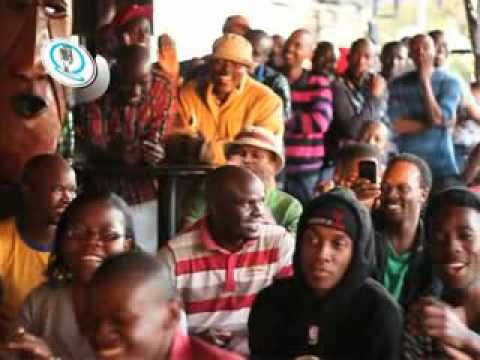 laugh alot BOTSWANA COMEDY part2