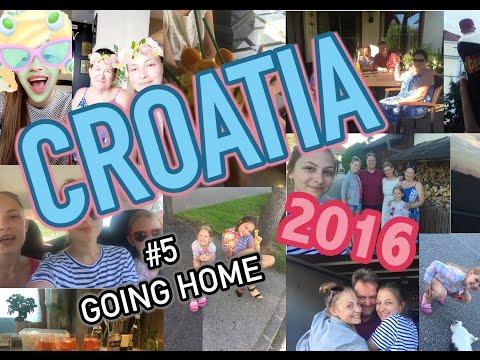 CROATIA DAY#5 // vlog