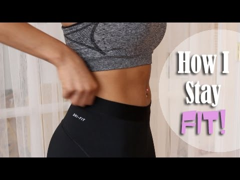 Video How I Stay Fit :)
