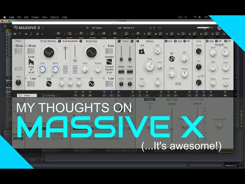 Sami Rabia - First Thoughts on Massive X