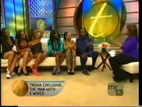 The Trisha Goddard Show the Dna Tests Will Prove My Four Kids Are Yours!
