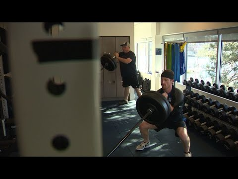 Unique Home Base program brings veterans together through fitness
