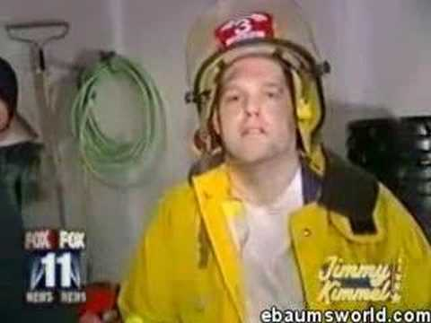 Zhulený hasič