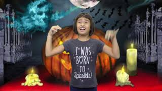Spooky ASL Story – The Friendly Ghost by Tiki