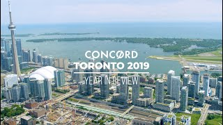 Concord 2019 Year in Review