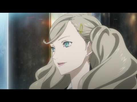 Persona 5 English - All Anime Cutscenes Game Movie