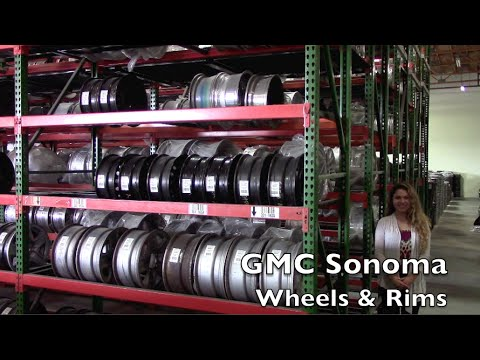 Factory Original GMC Sonoma Wheels & GMC Sonoma Rims – OriginalWheels.com