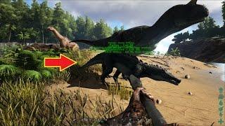 ARK: Survival Evolved #17 - Bắt được Cá sấu lai khủng long (Kaprosuchus)
