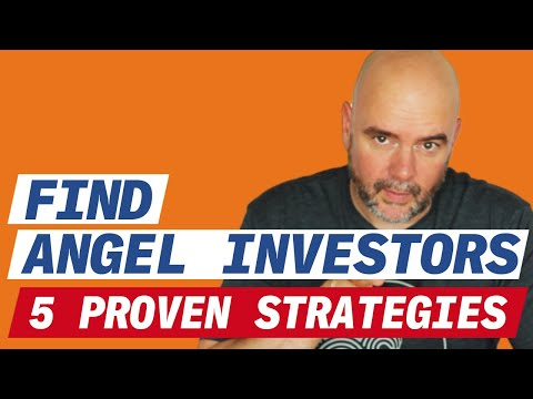 , title : 'Angel Investors: How to Find Investors