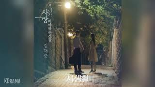 Kim Jaejoong - Things To Love