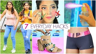 7 EVERYDAY LIfe HACKS You MUST Know ...   #SkinCare #Beauty #Periods #Fun #Anaysa
