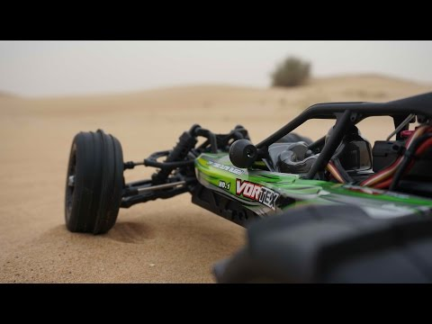 Amazing HBX Vortex Mini Electric RC 2WD Dune Buggy