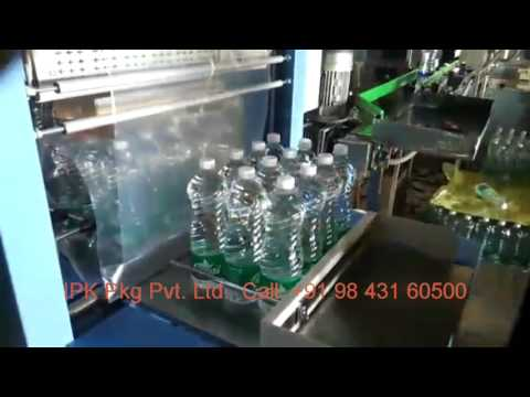 Water Bottle Packing Machine