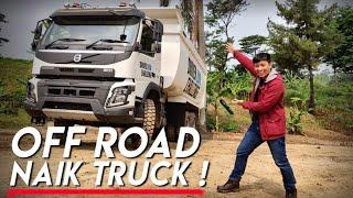 Nyobain Truck Volvo Super Mewah