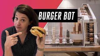 "(Video) ""Robots Cook Good Tasting Food at Robotic Restaurants"""