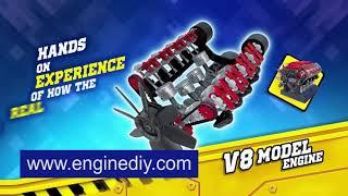 V8 Engine (Engine Type) - TH-Clip