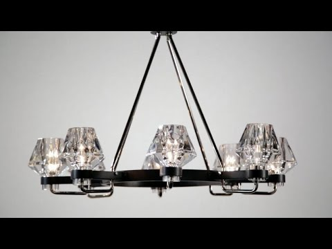 Video for Faction Forged Iron and Polished Nickel Bath Vanity