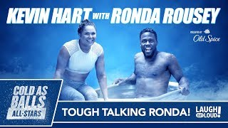 Cold As Balls All-Stars | Ronda Rousey Takes No BS | Laugh Out Loud Network