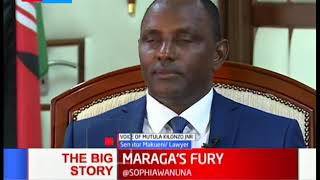 Focus on Maraga's fury (Part 2) |THE BIG STORY