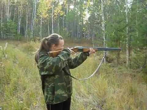 первый выстрел из ружья!!!:D