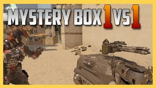 Mystery Box 1 vs 1's! What weapon will you get??? | Swiftor