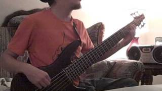 Rebelution - Attention Span (Bass Cover)