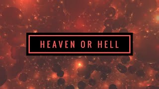 Digital Daggers Heaven Or Hell Lyric Video
