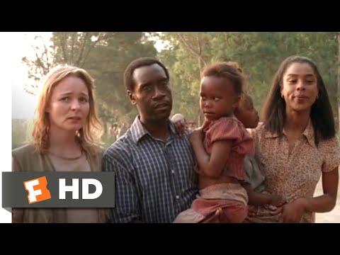 Hotel Rwanda (2004) - There's Always Room Scene (13/13) | Movieclips