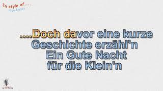 Ben Zucker    Du Haust Mich Um   Instrumental Und Karaoke By Rolf Rattay
