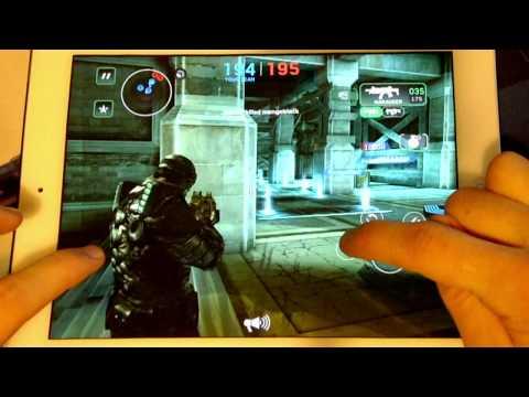 shadowgun deadzone ios vs android