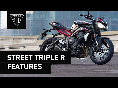 The New Triumph Street Triple R Review and Insights