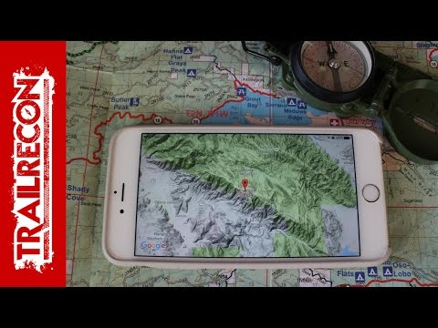 How To Use Google Maps Offline – Trail Navigation Tip Mp3